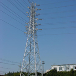 Japan: Overview of end 90 degree pylon, Yokohama [Picture by Graeme MacDonald]